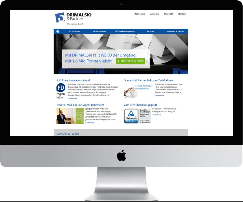 DRIMALSKI & Partner GmbH