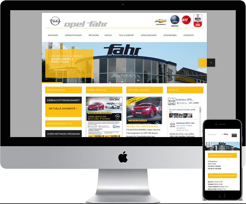 Wolfgang Fahr GmbH & CO. KG