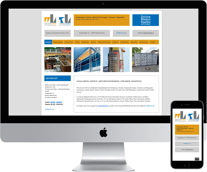 Walter Lerch Bau- und Industriebedarf GmbH & Co. KG