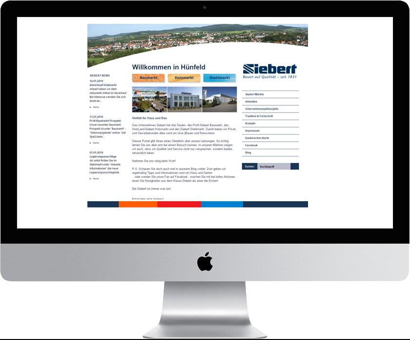 Siebert GmbH & Co. KG Bau- und Heimwerkermarkt